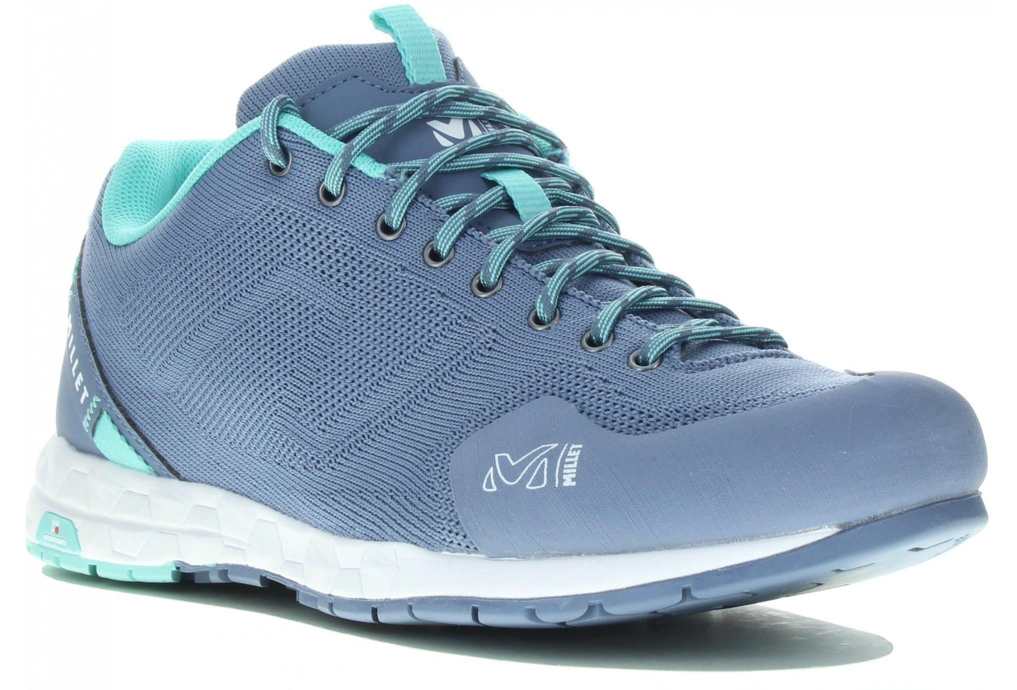 Millet Amuri Knit W Chaussures running femme