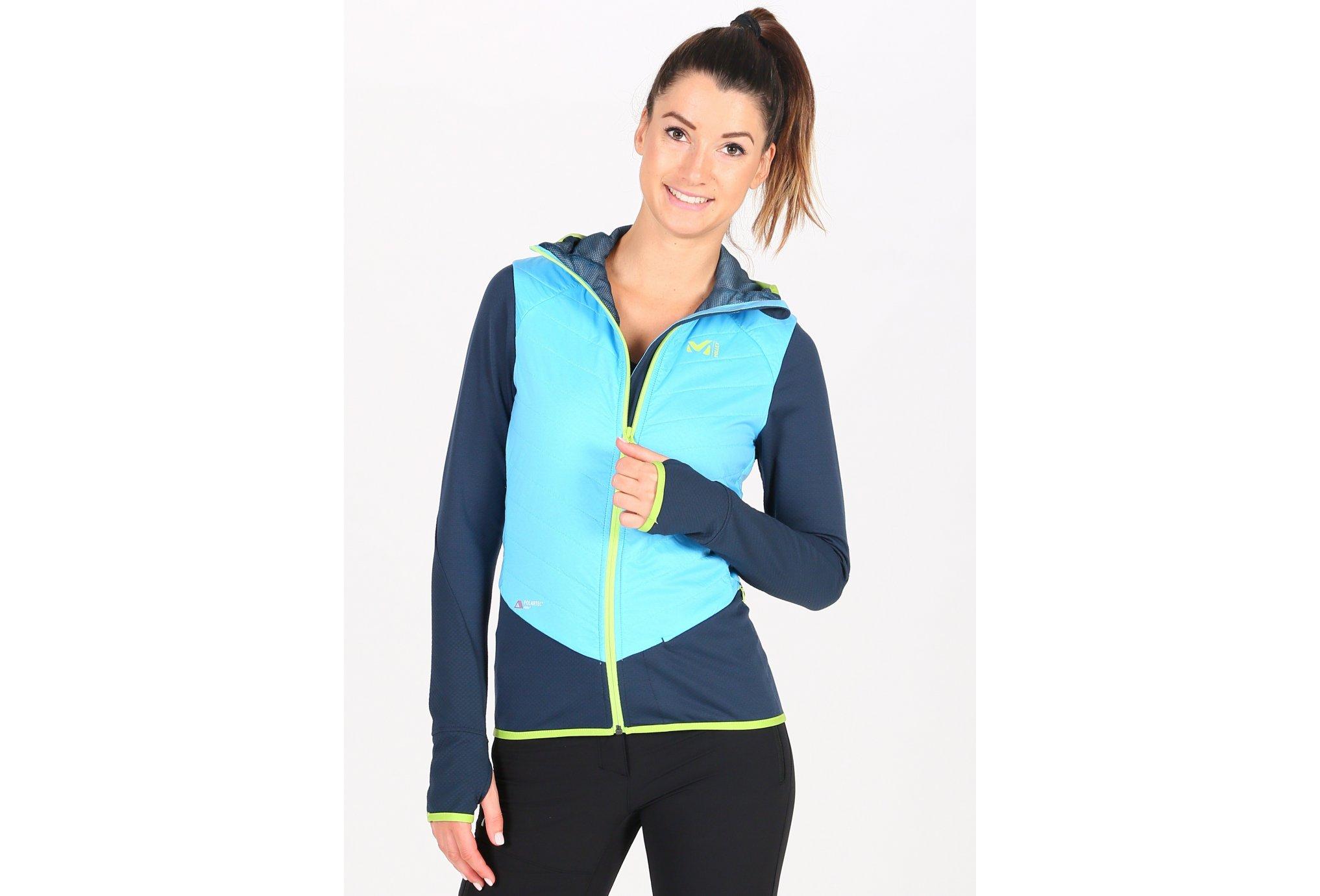Millet Extreme Rutor Alpha Compo W vêtement running femme