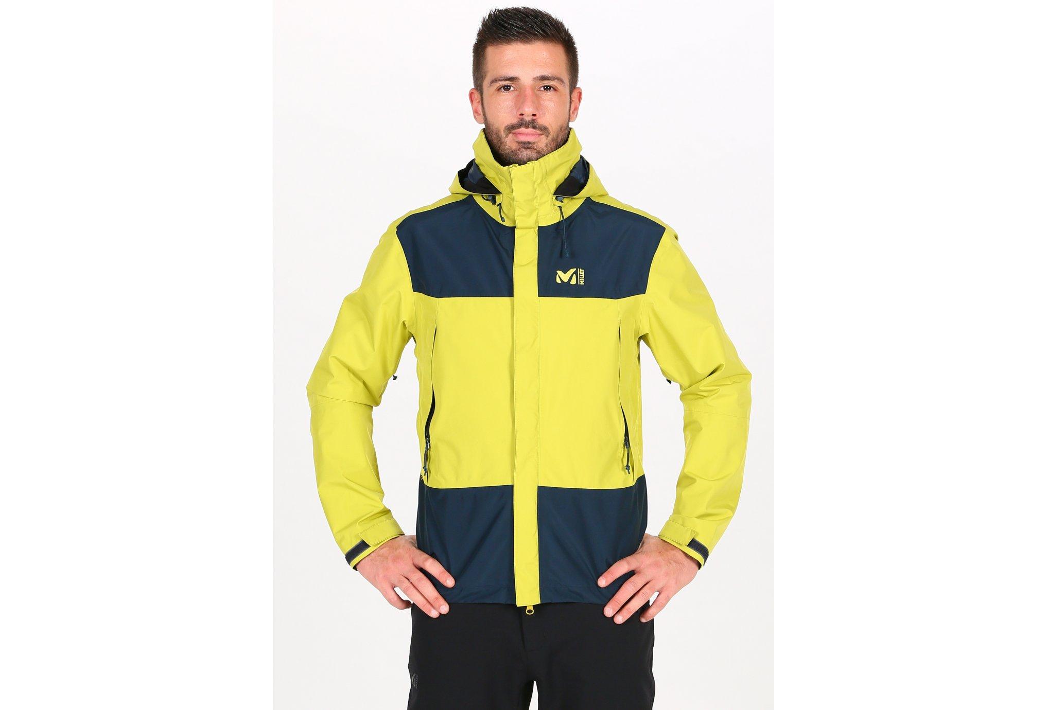 Millet Grands Montets Gore-Tex M vêtement running homme