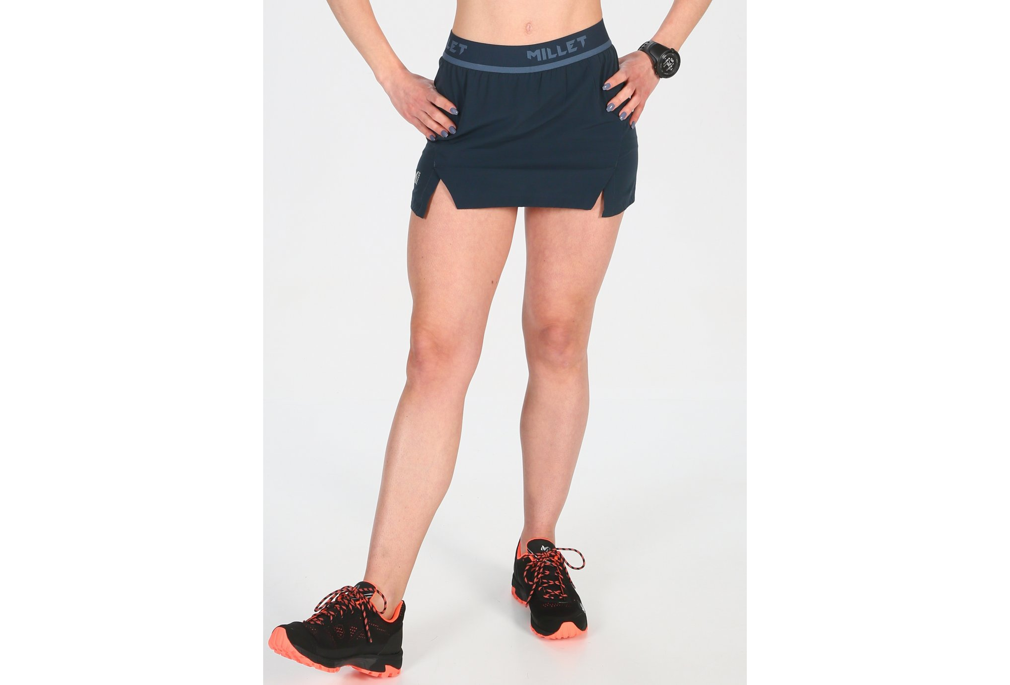Millet LTK Intense Skirt W vêtement running femme