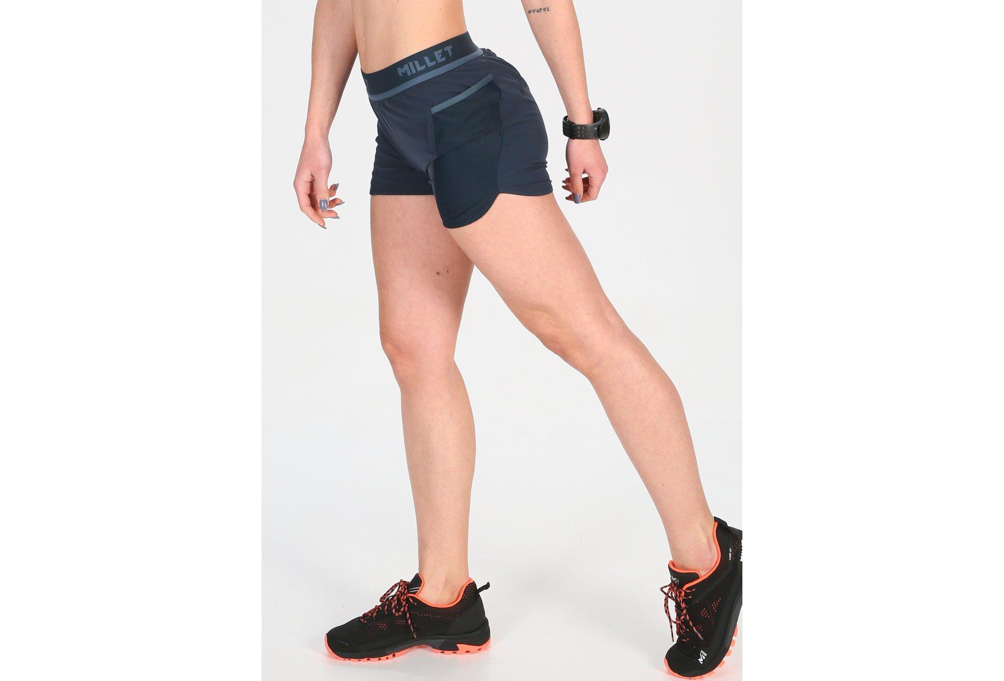 Millet LTK Intense W vêtement running femme