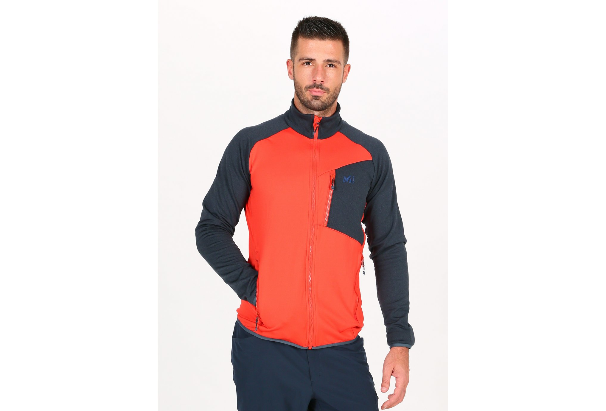 Millet Seneca Tecno II M vêtement running homme