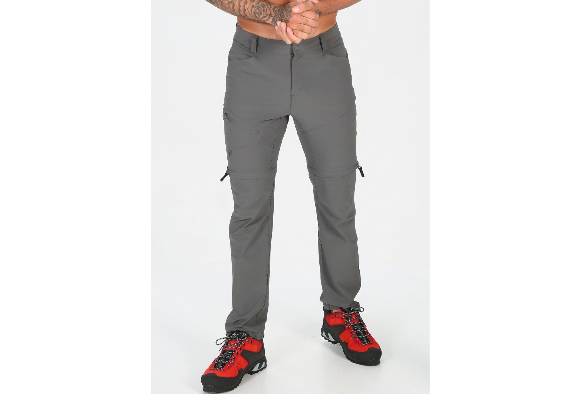 Millet Trekker Stretch Zip Off M vêtement running homme