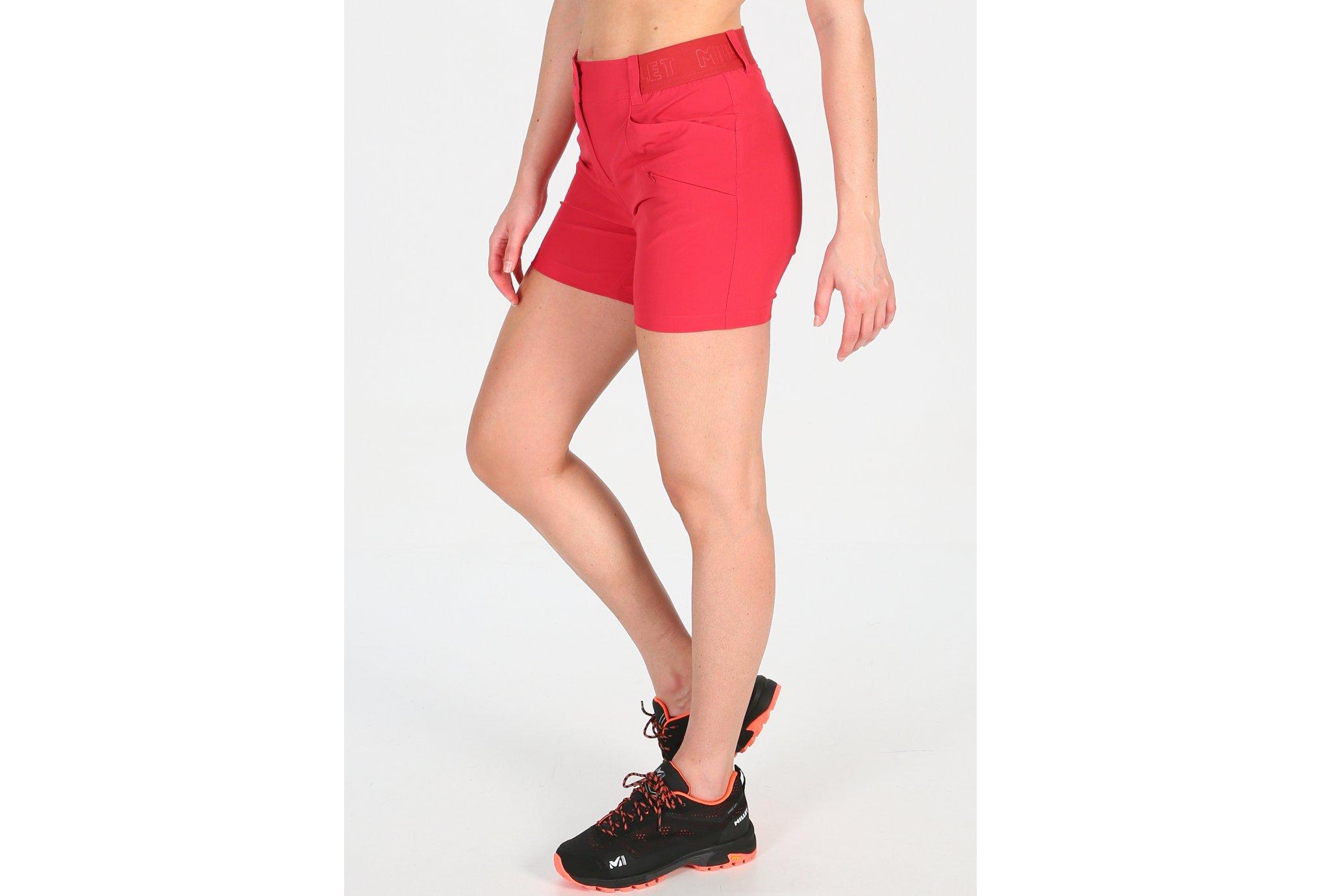 Millet Wanaka Stretch II W vêtement running femme