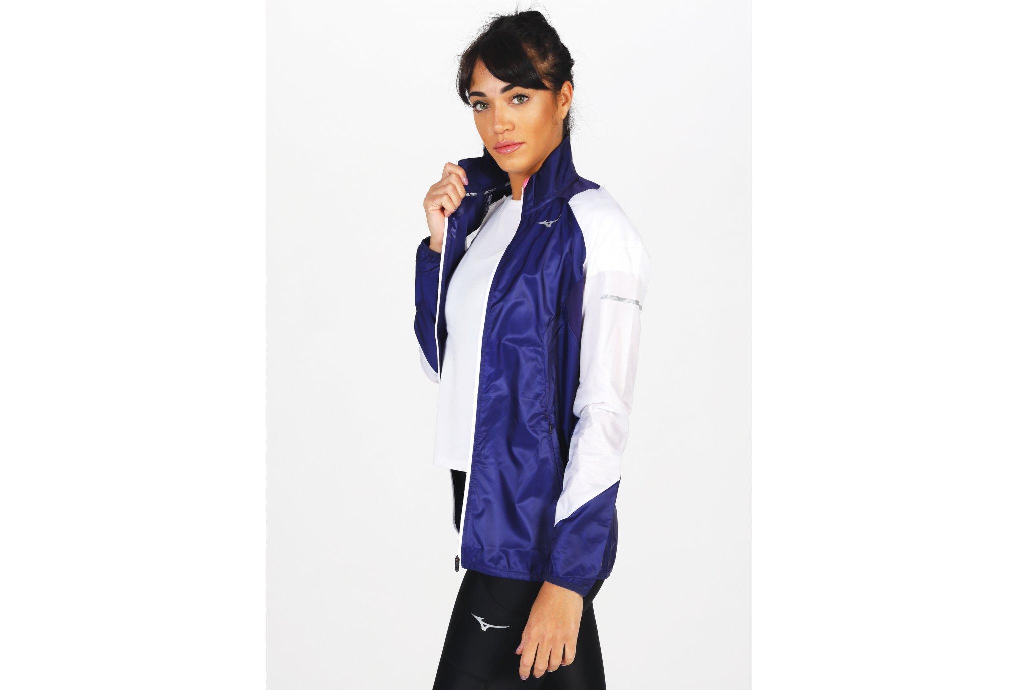 Mizuno Aero WindTop W vêtement running femme