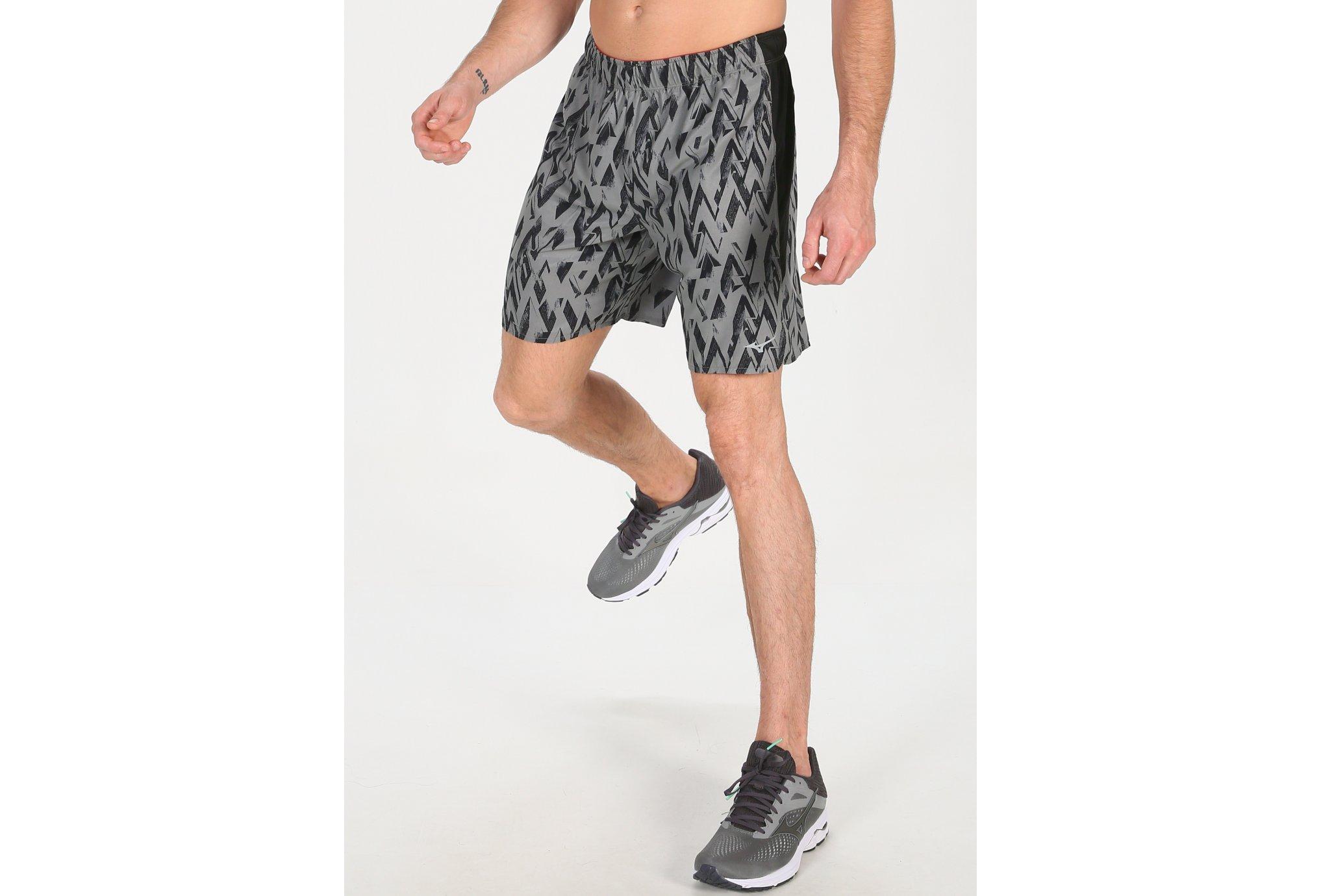 Mizuno Alpha Printed 8.5 M vêtement running homme