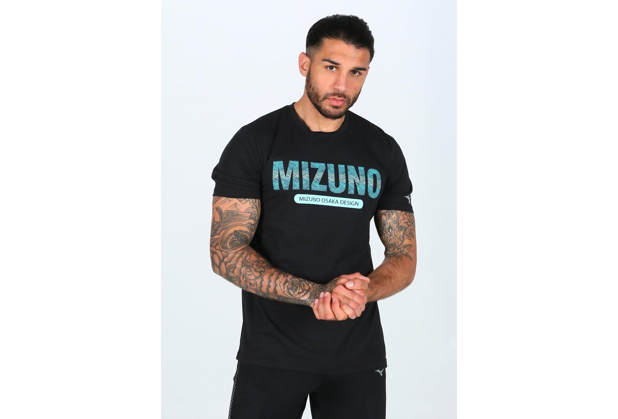 Mizuno Heritage M Diététique Vêtements homme
