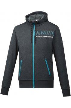 Mizuno Heritage Zip Hoody M