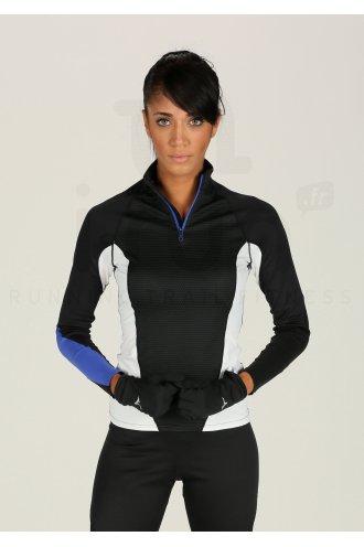 Mizuno Tee-shirt Breath Thermo Virtual Body G1 1/2 zip W