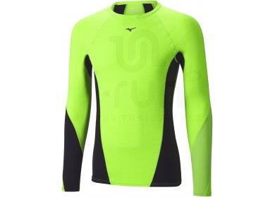 Mizuno Tee-shirt Breath Thermo Virtual Body G1 M pas cher ... b007e1807b4