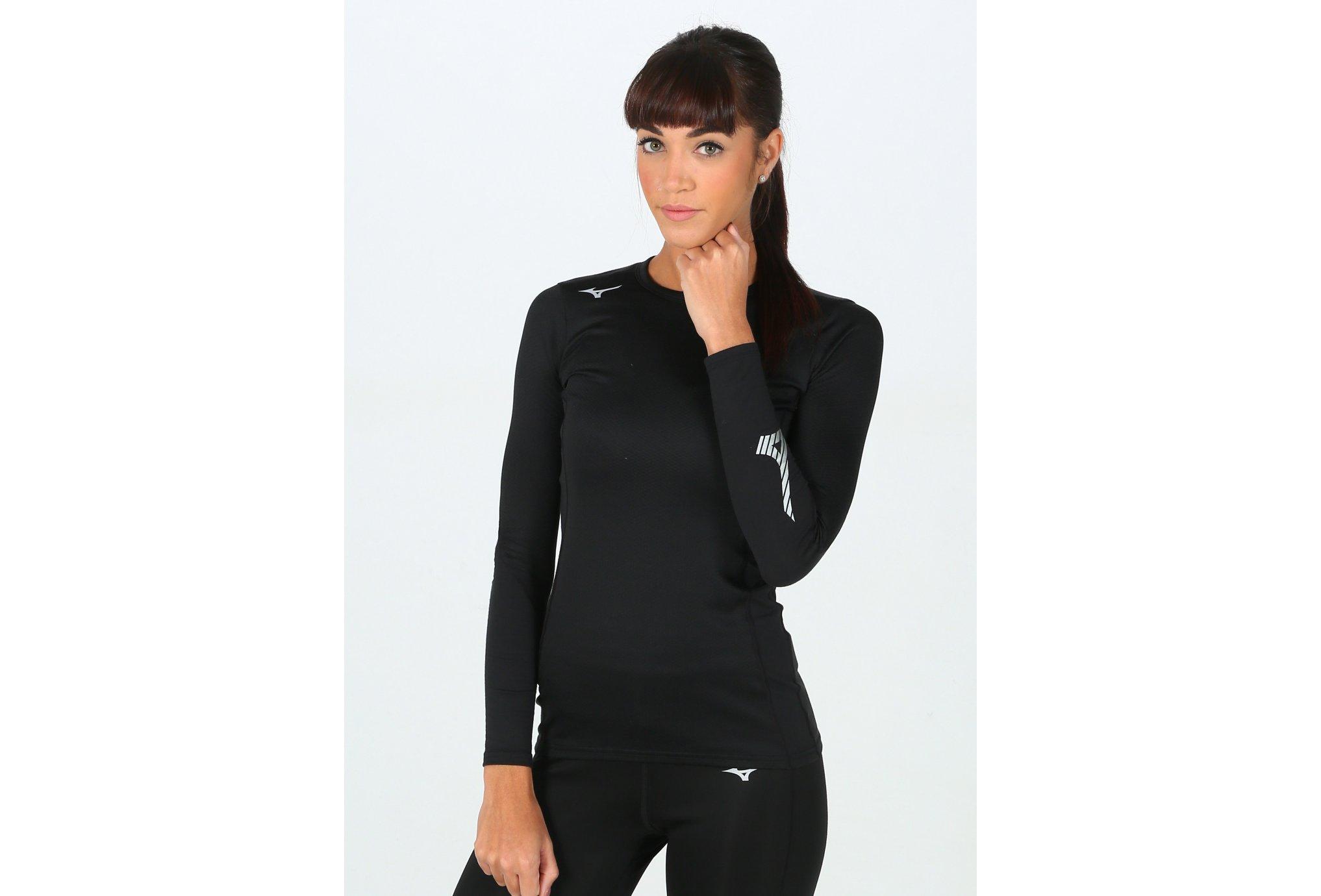 Mizuno Virtual Body G2 Crew W vêtement running femme