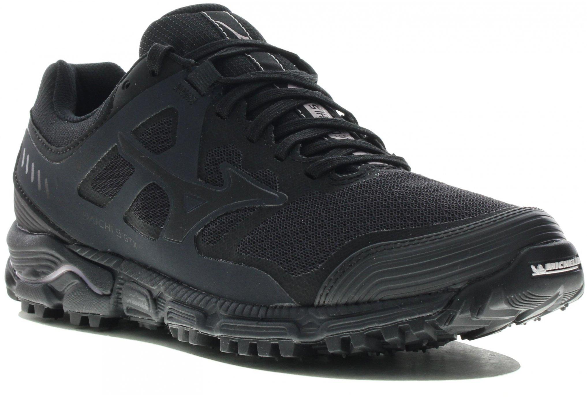 Mizuno Wave Daichi 5 Gore-Tex Chaussures running femme