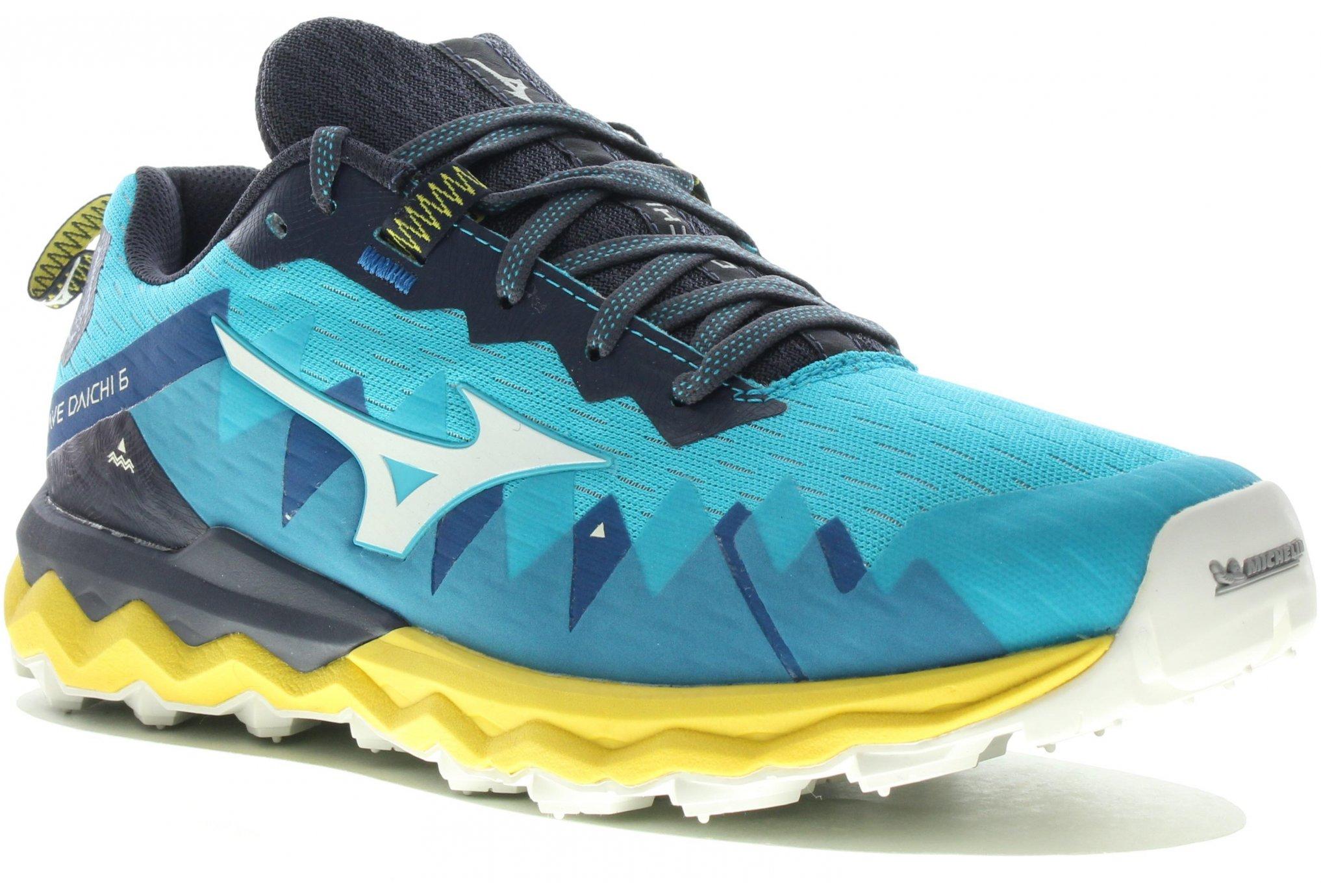 Mizuno Wave Daichi 6 Chaussures homme