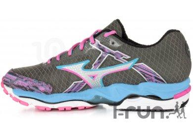 Mizuno Wave Enigma 4 W pas cher - Chaussures running femme Mizuno ... 732798cc9b2c6