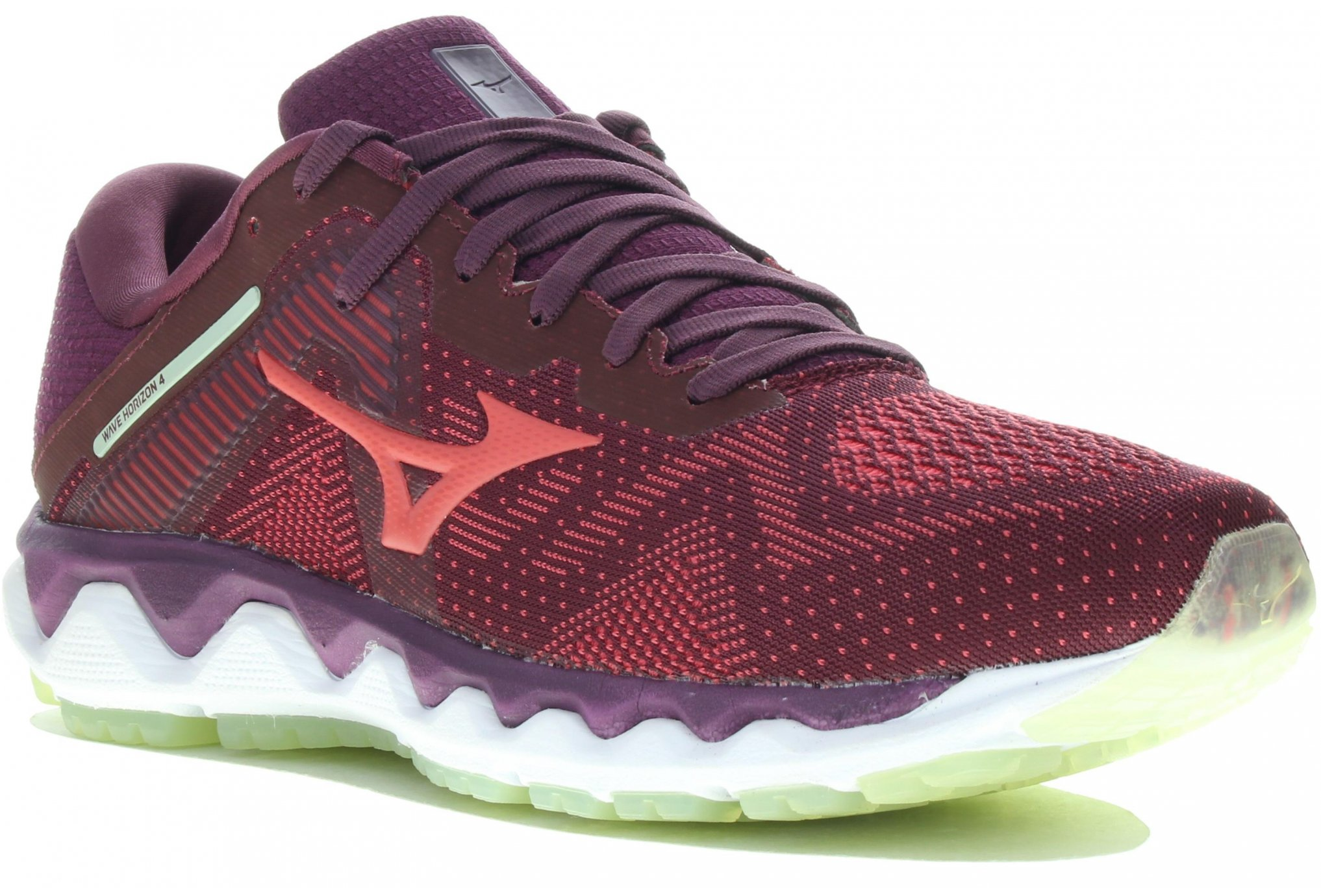 Mizuno Wave Horizon 4 Chaussures running femme