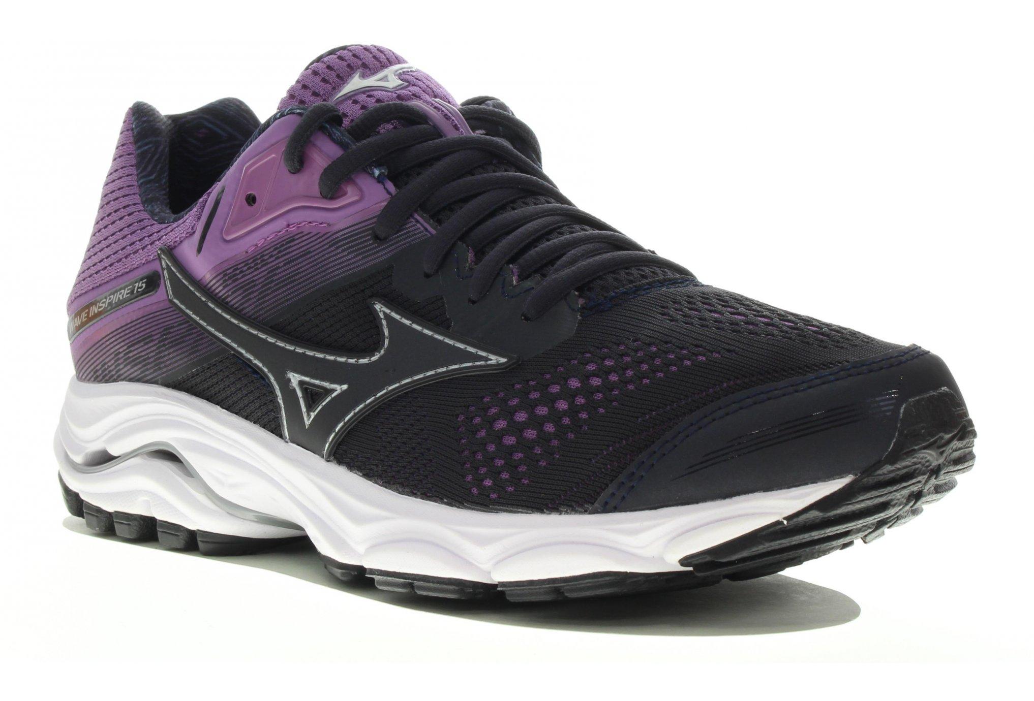 Mizuno Wave Inspire 15 Chaussures running femme