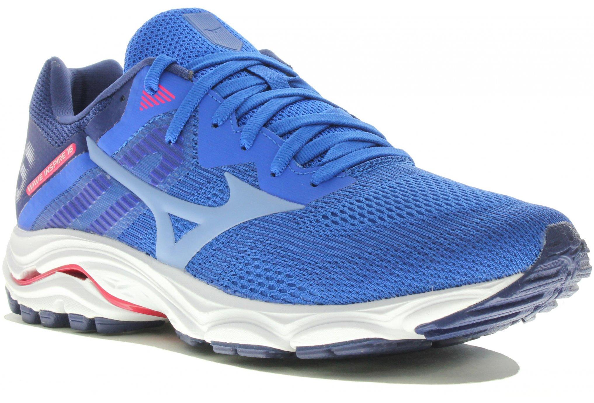 Mizuno Wave Inspire 16 Chaussures running femme
