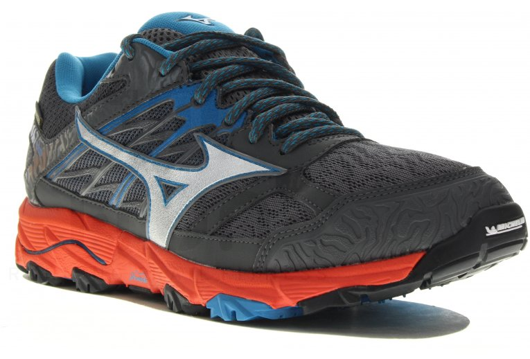 zapatillas de trail mizuno pisada neutra