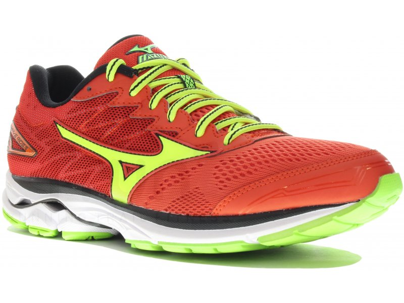 20 Rider Homme Pas Mizuno Route Running Chaussures Wave M Cher nkXP08NwO