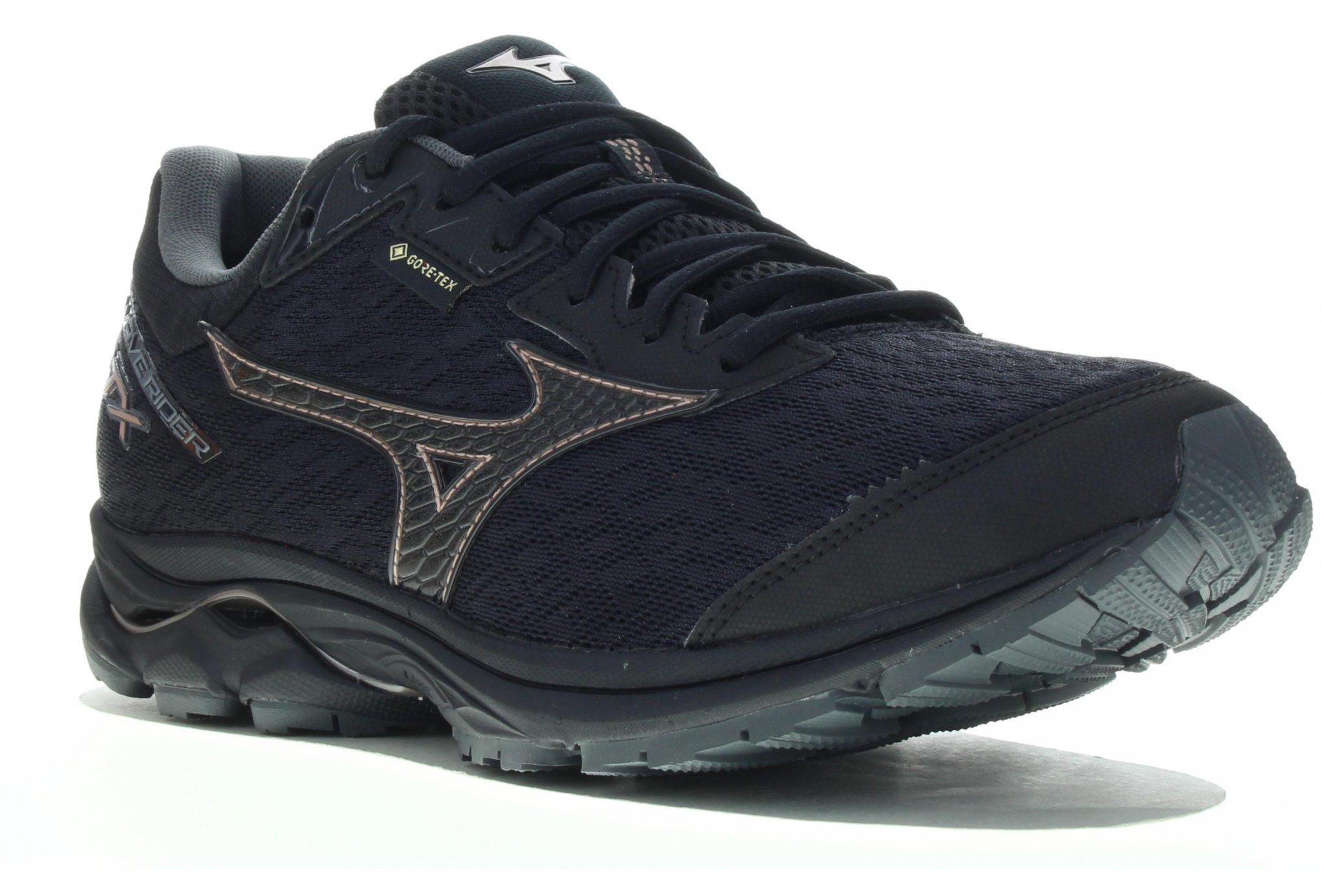 Mizuno Wave Rider 22 Gore-Tex Chaussures running femme