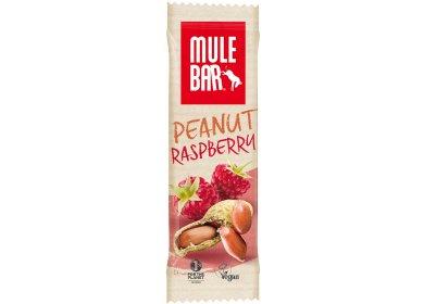 Mulebar Barre énergétique Bio Vegan - Cacahuète/Framboise