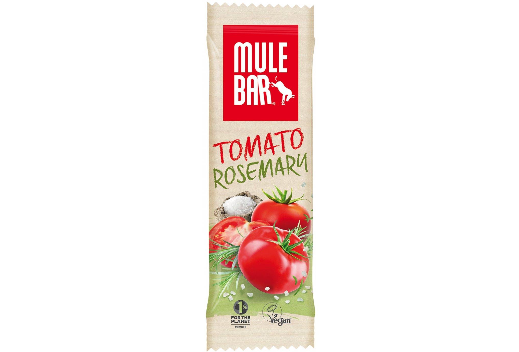 Mulebar Barre énergétique Vegan - Tomate/Romarin Diététique Barres