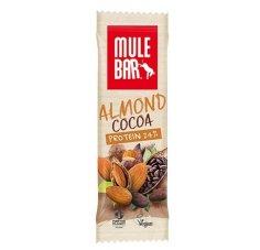 Mulebar Barre protéinée Vegan Refuel - Chocolat Amandes