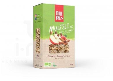 Mulebar Mulesli Pomme Cannelle Bio