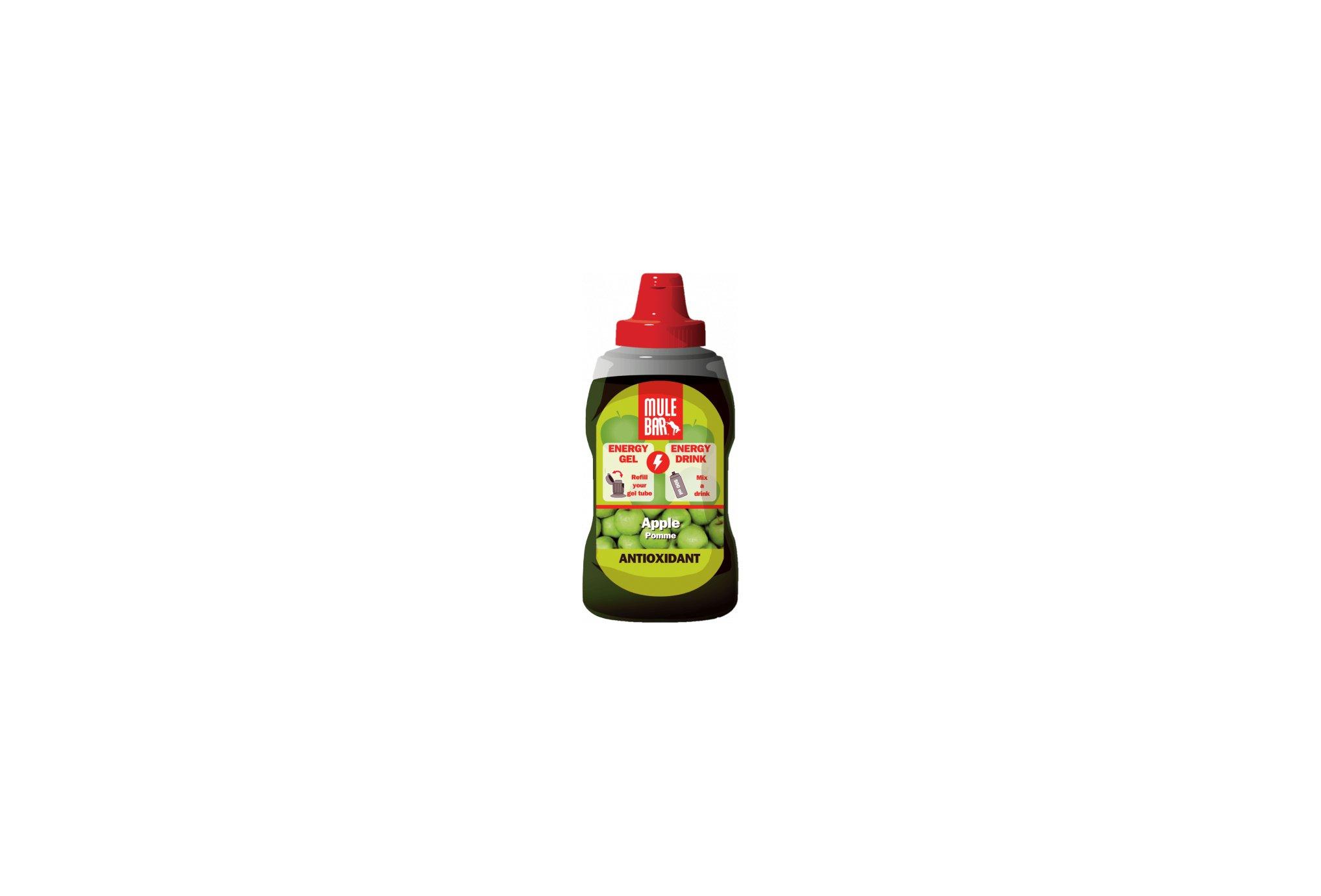 Mulebar Recharge Gel Pomme Cannelle Diététique Gels