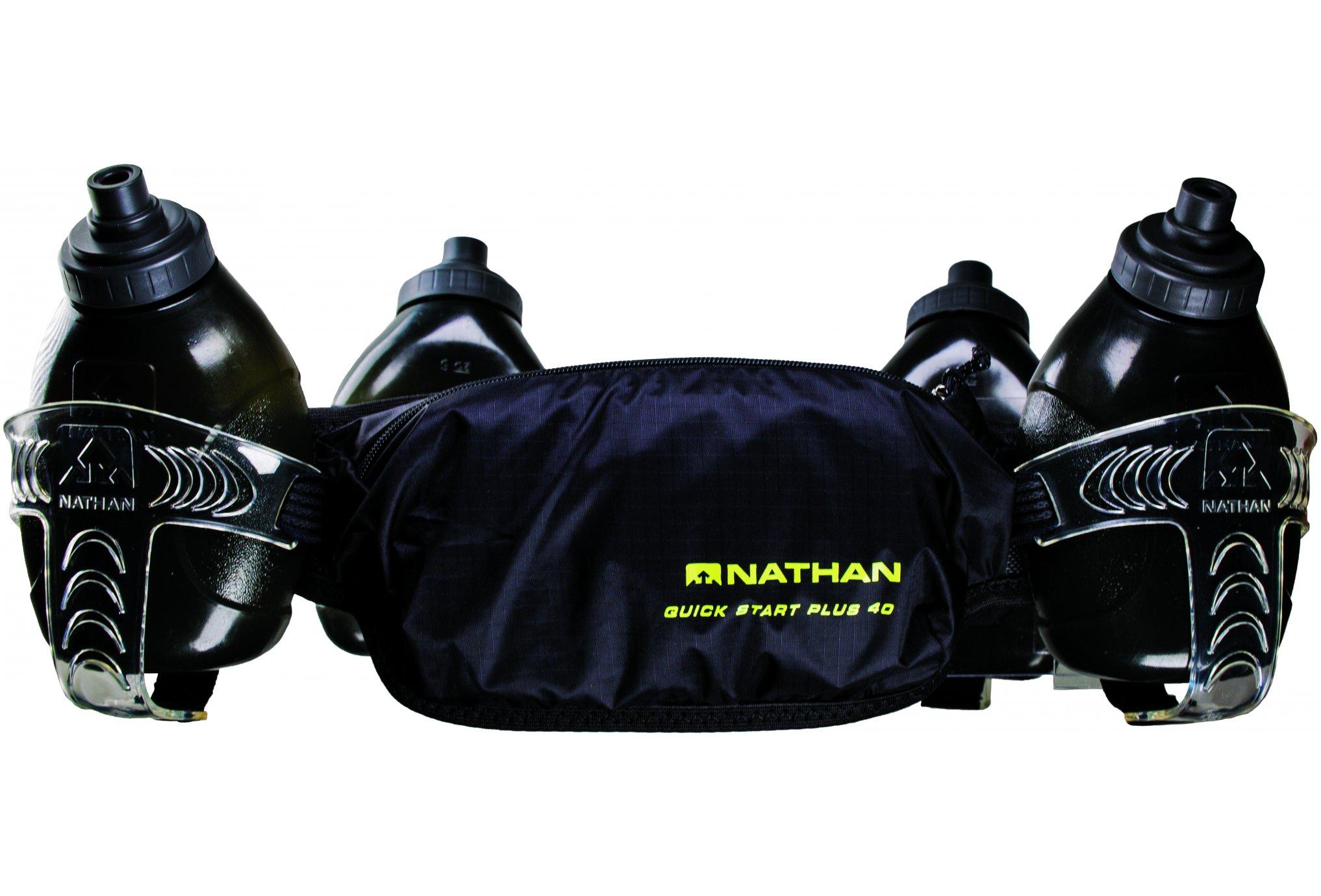 Nathan QuickStart Plus 40 Sac hydratation / Gourde