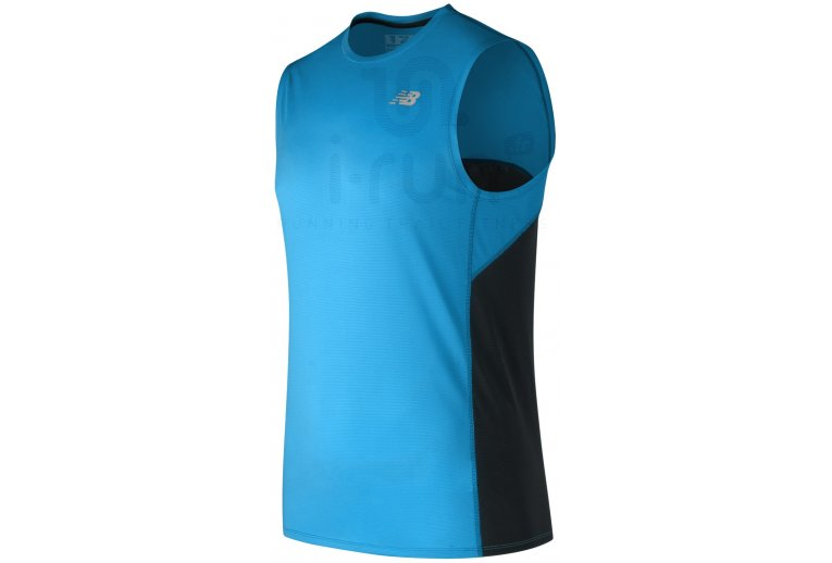 busca lo mejor al por mayor mejor proveedor New Balance Camiseta sin manga Accelerate