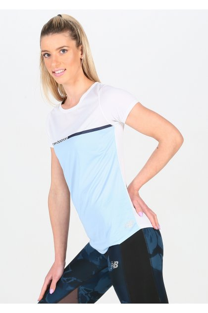 New Balance Camiseta manga corta Accelerate Printed