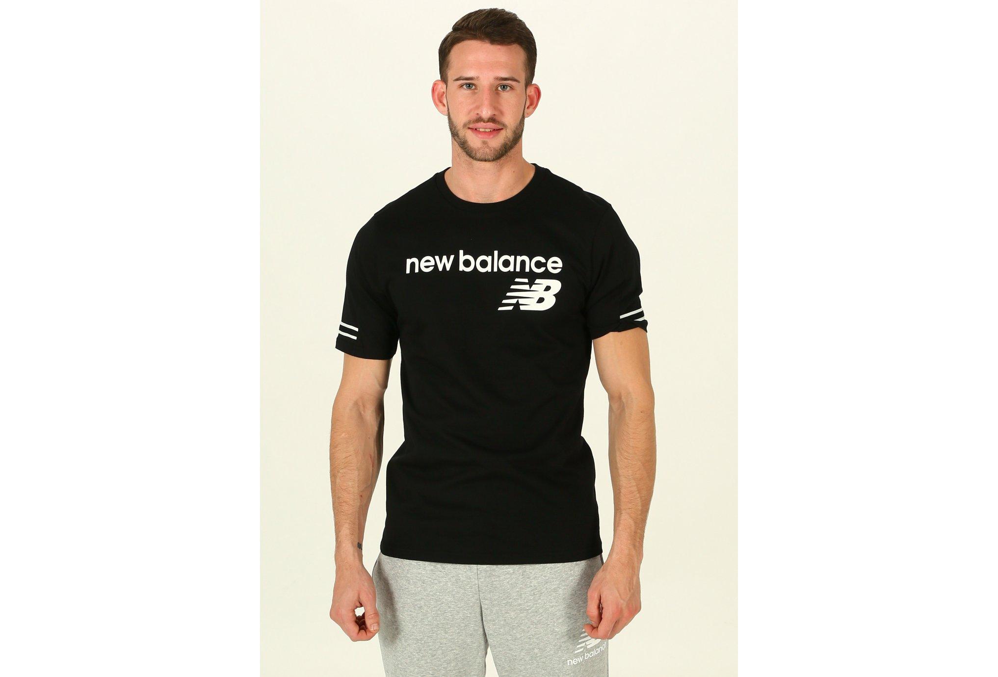 New Balance Athletics Heritage M Diététique Vêtements homme