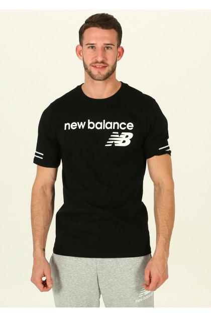 New Balance Camiseta manga corta Athletics Heritage