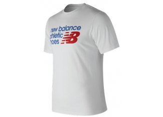 New Balance Camiseta manga corta Athletics Shoe Box
