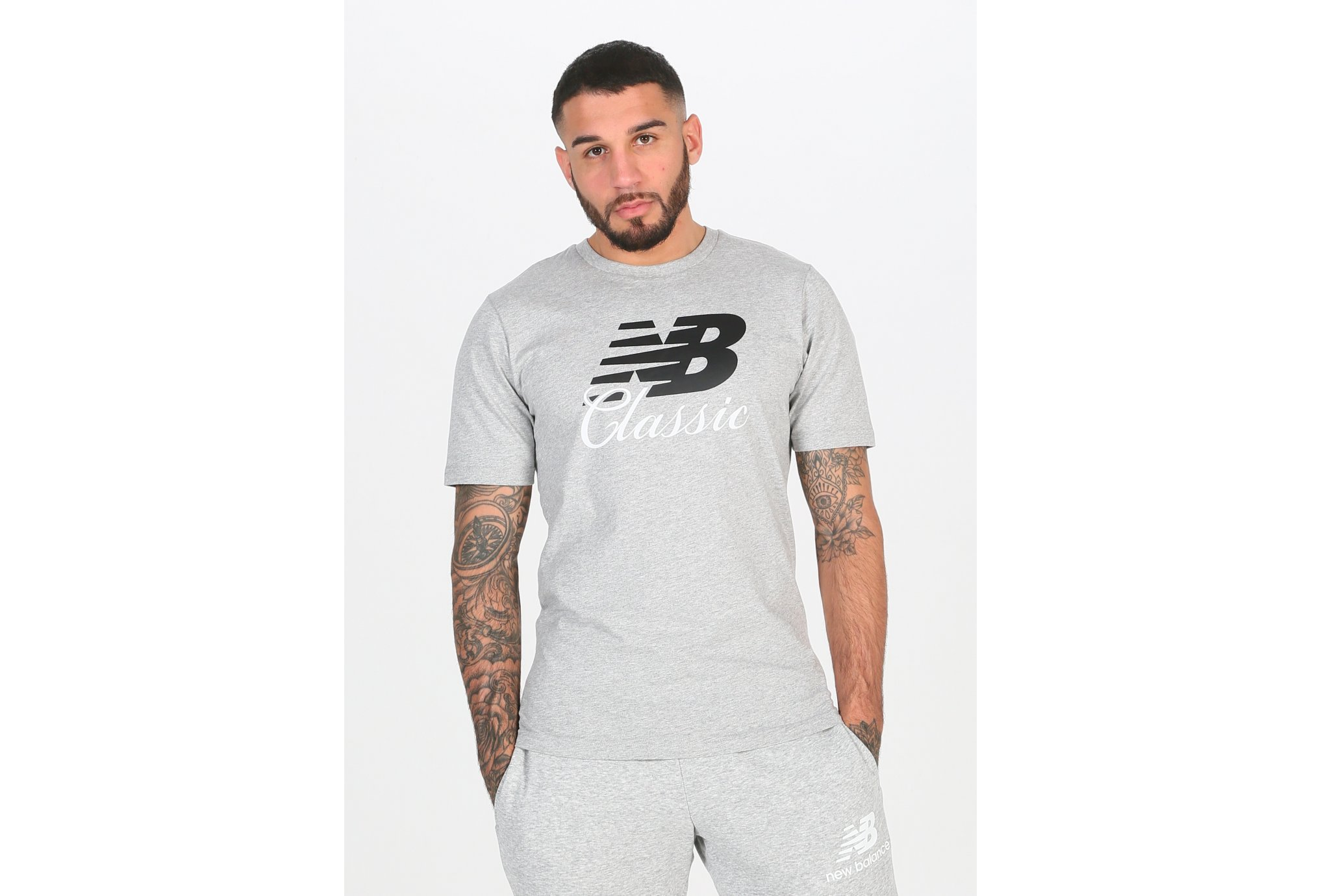 New Balance Essentials Bridge M vêtement running homme