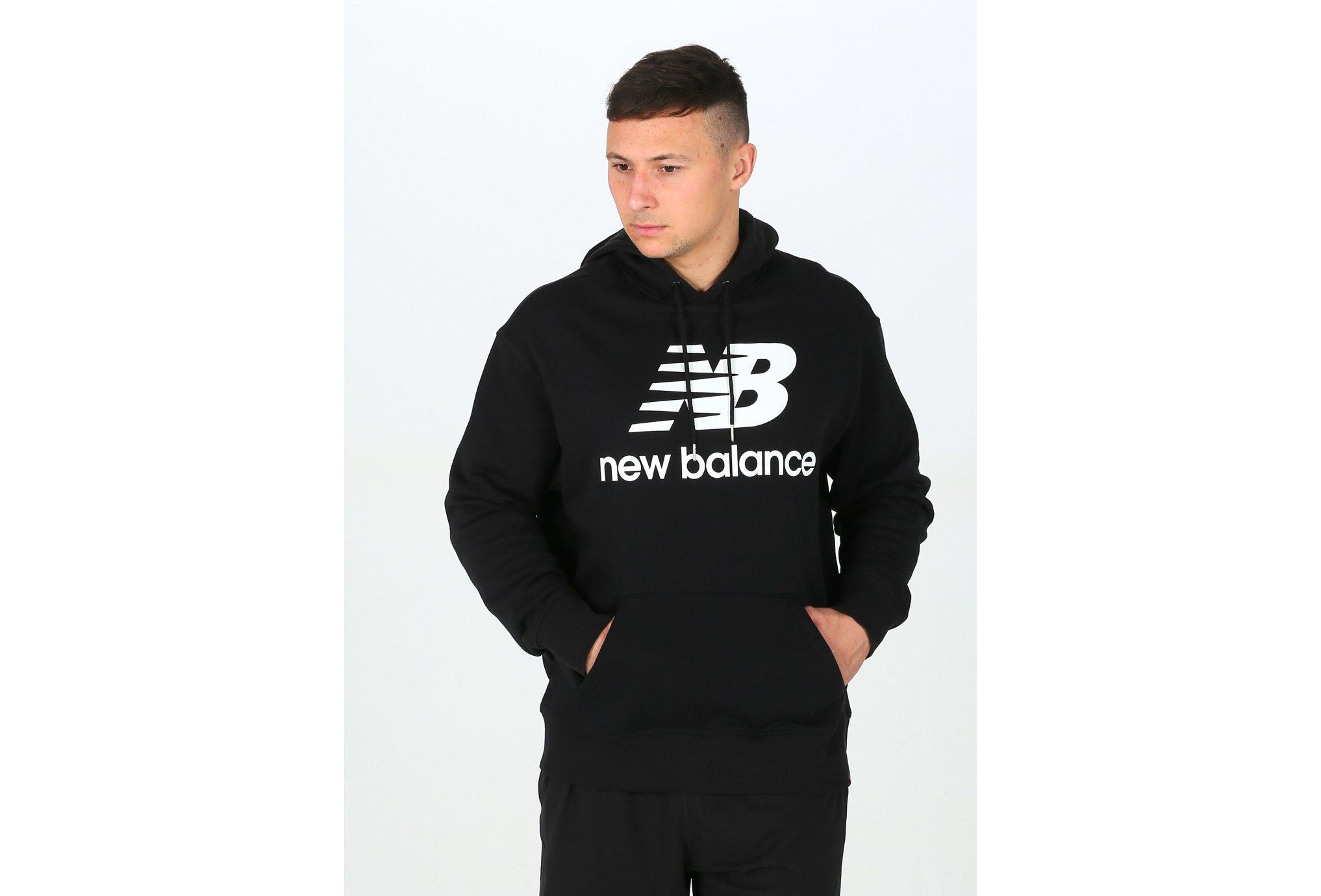 New Balance Essentials Hoodie M Diététique Vêtements homme