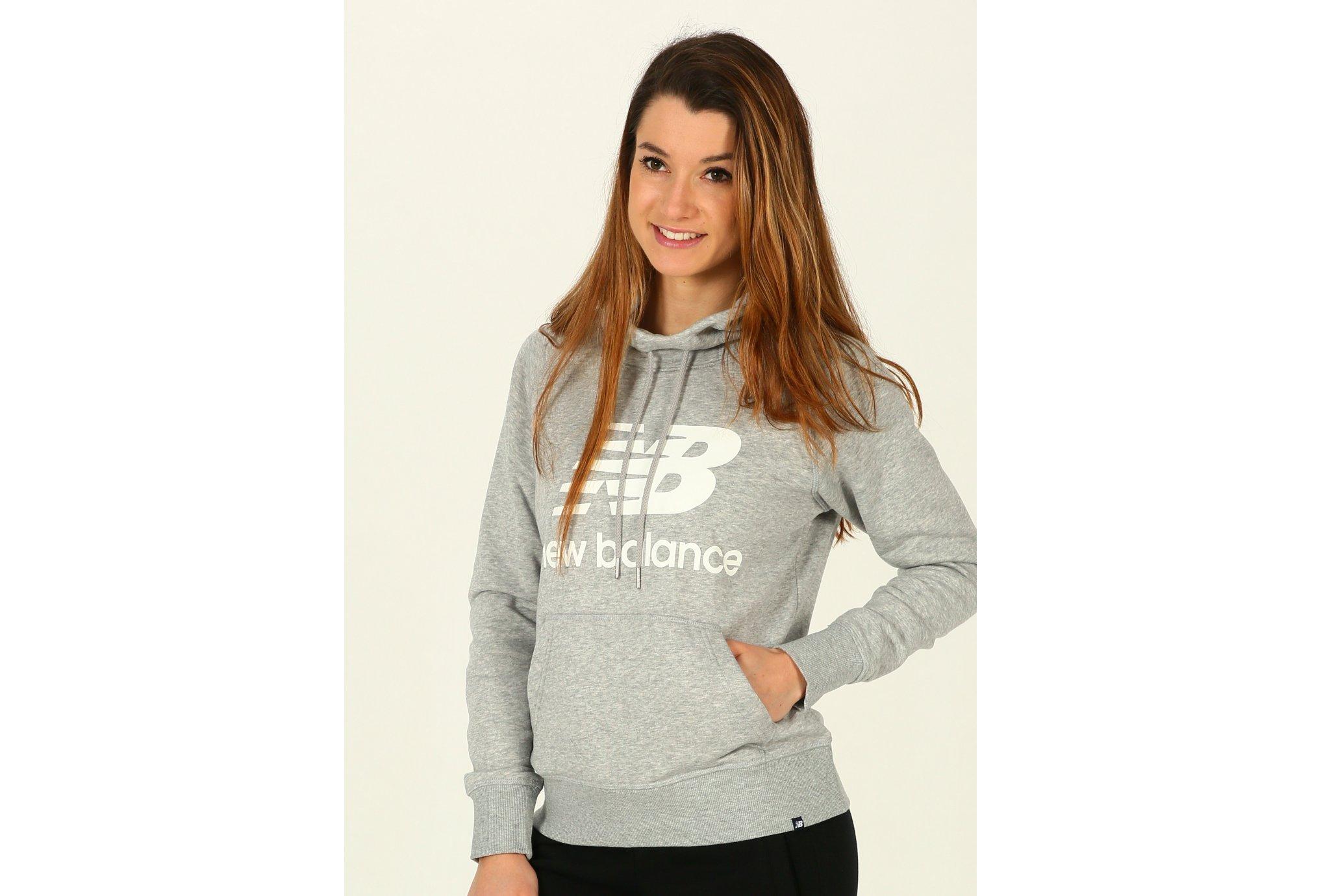 New Balance Essentials Hoodie W Diététique Vêtements femme