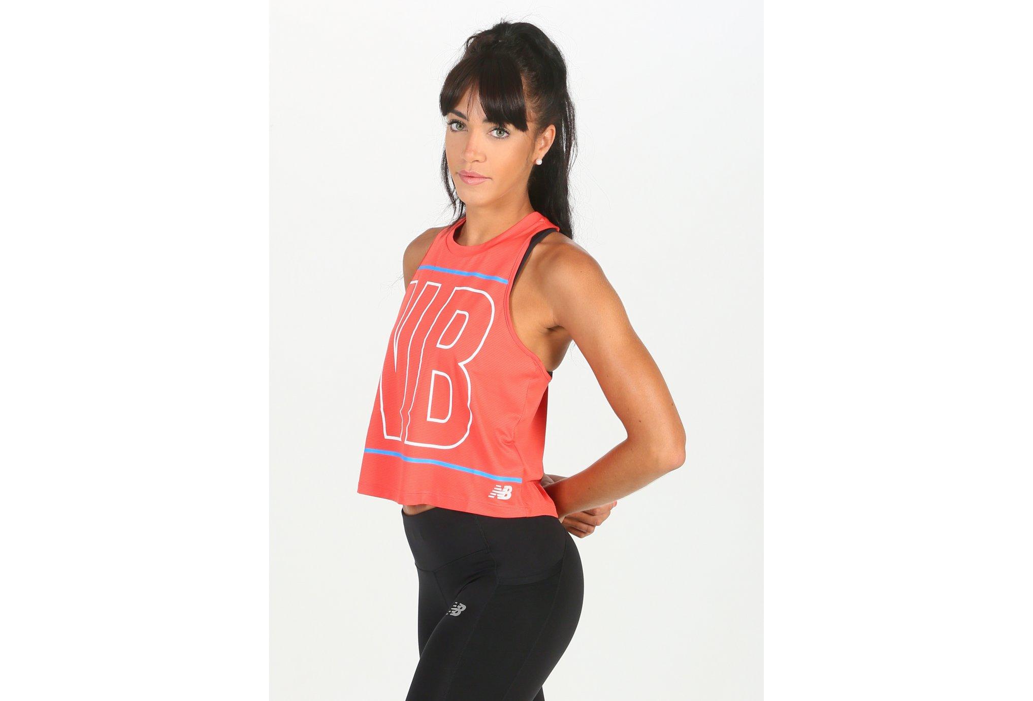 New Balance Fast Flight W vêtement running femme