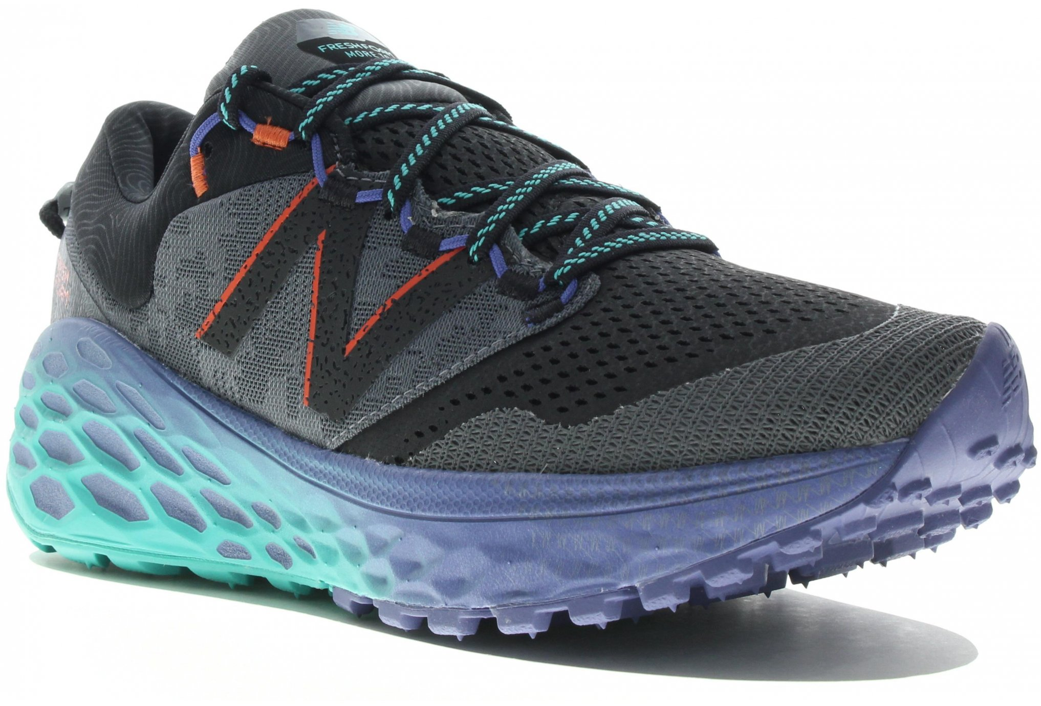New Balance Fresh Foam More Trail V1 W Chaussures running femme