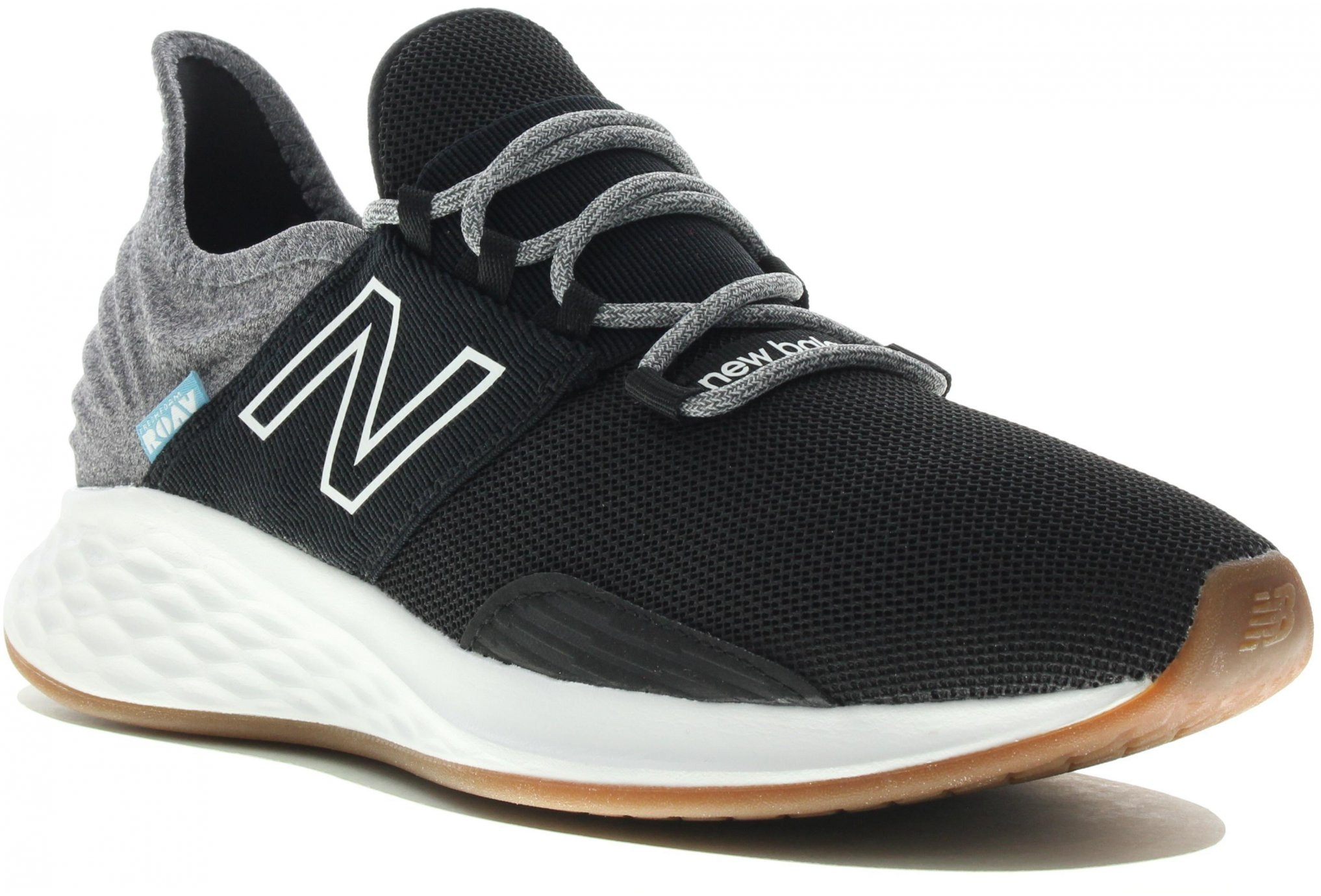 New Balance Fresh Foam Roav Tee Shirt M Chaussures homme