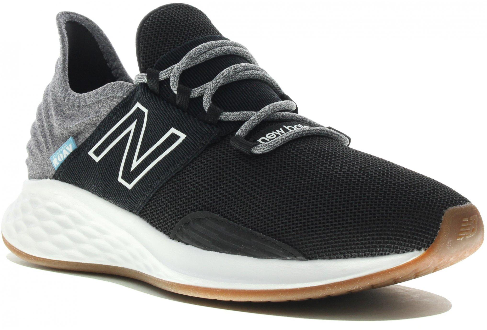 New Balance Fresh Foam Roav Tee Shirt M Diététique Chaussures homme