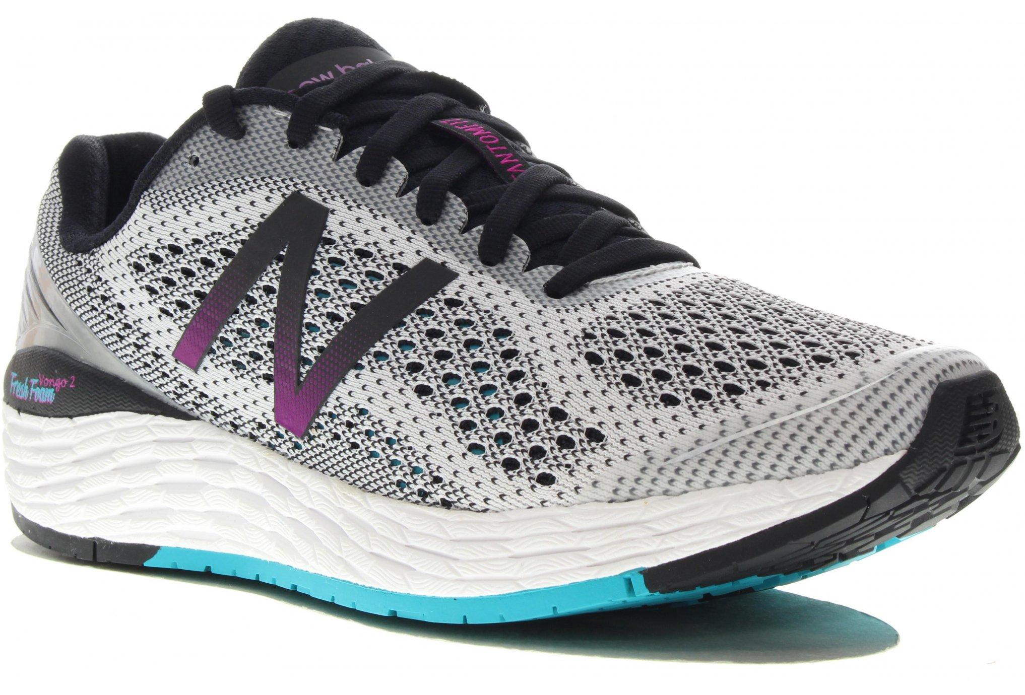 New Balance Fresh Foam Vongo V2 W Diététique Chaussures femme