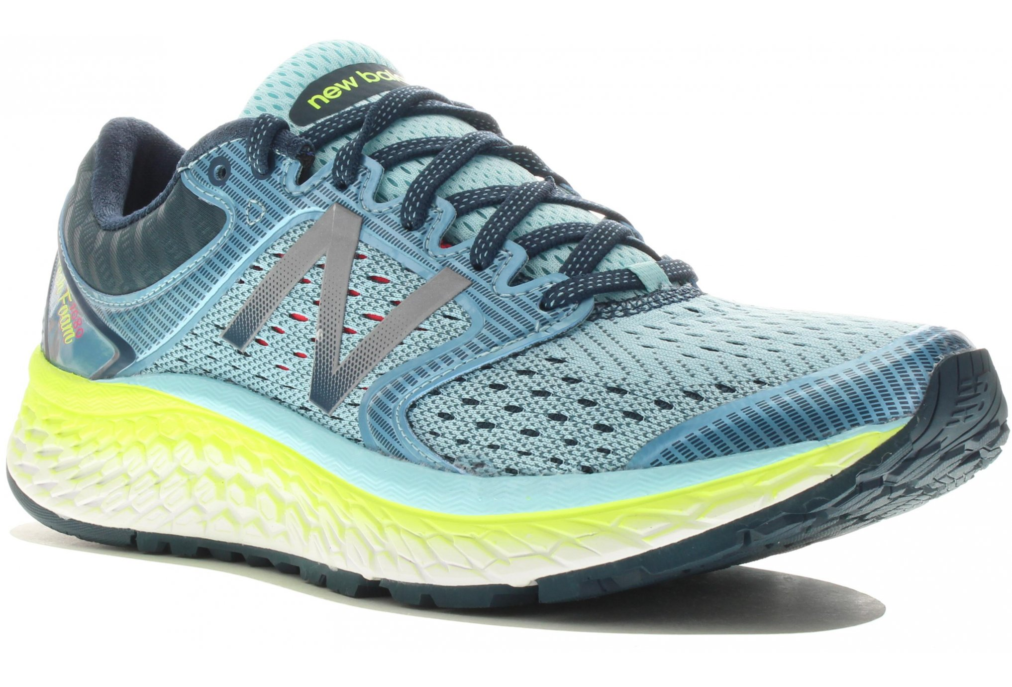 New Balance Fresh Foam 1080 V7 - B déstockage running