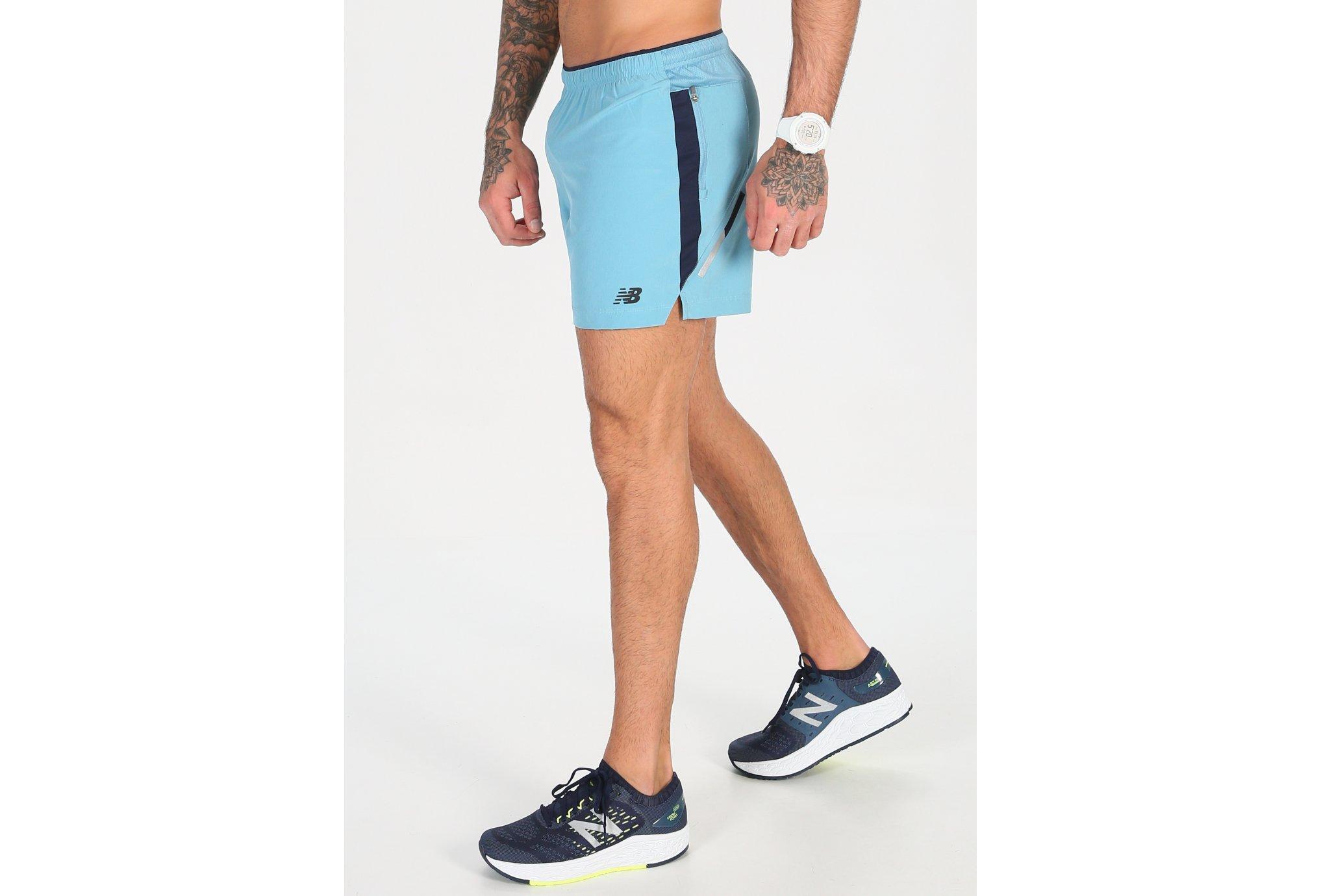 New Balance Impact London Marathon M Diététique Vêtements homme