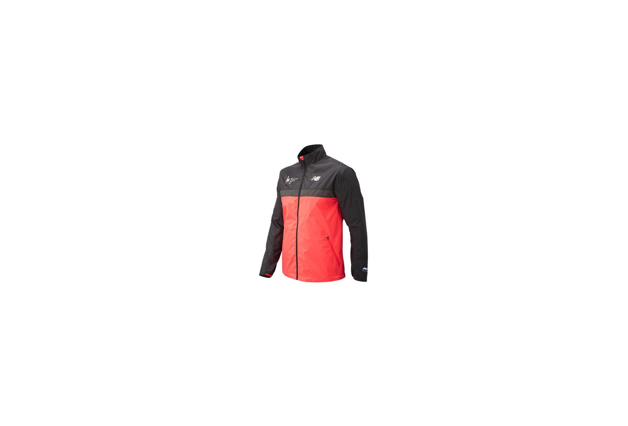 New Balance Jacket M vêtement running homme