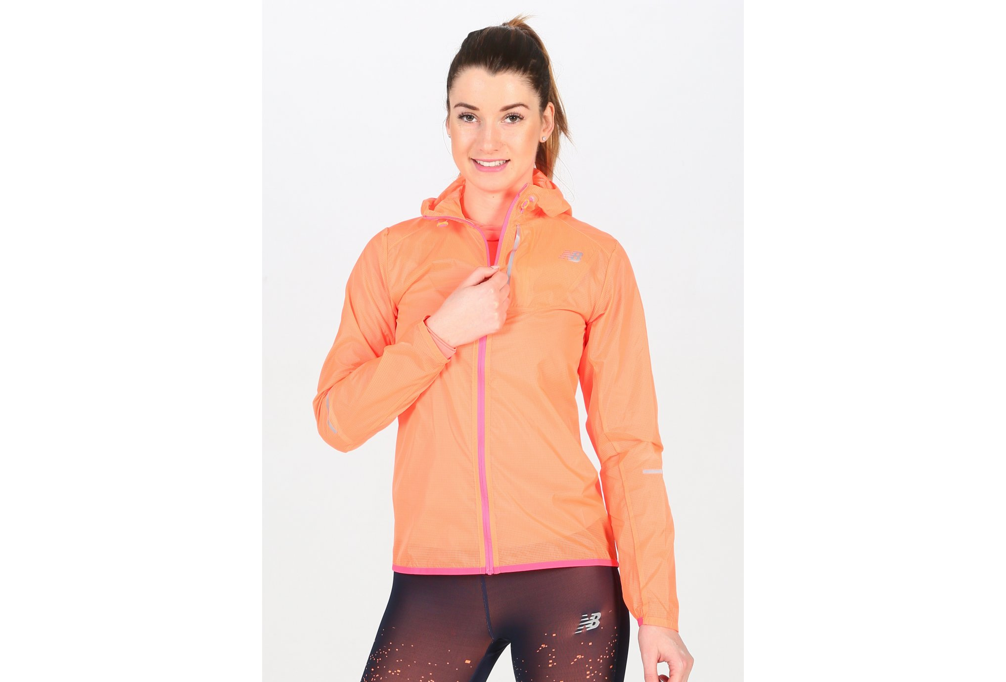 New Balance Lite Packable W vêtement running femme