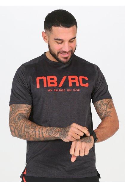 New Balance camiseta manga corta Printed Impact