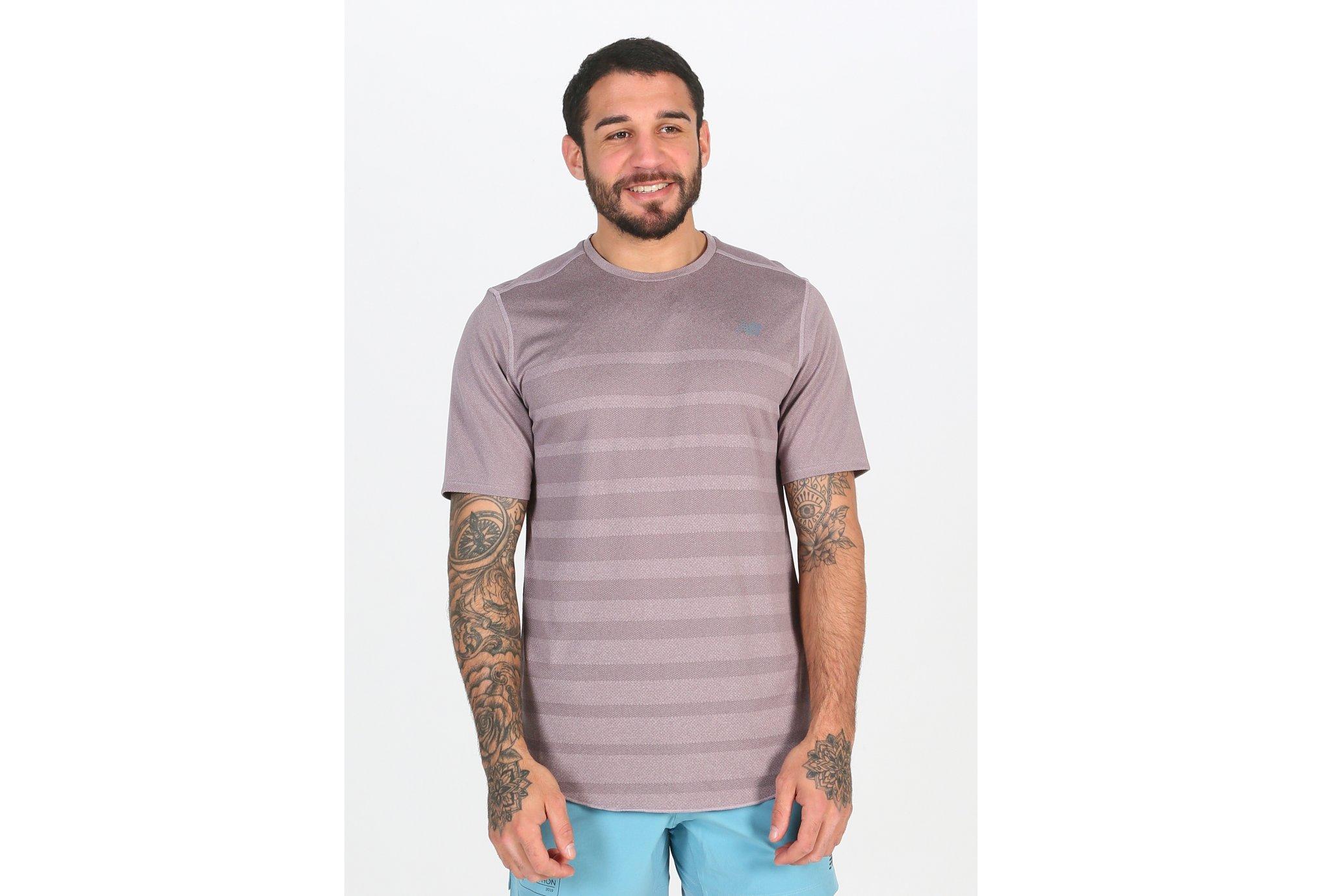 New Balance Q Speed Jacquard M Diététique Vêtements homme