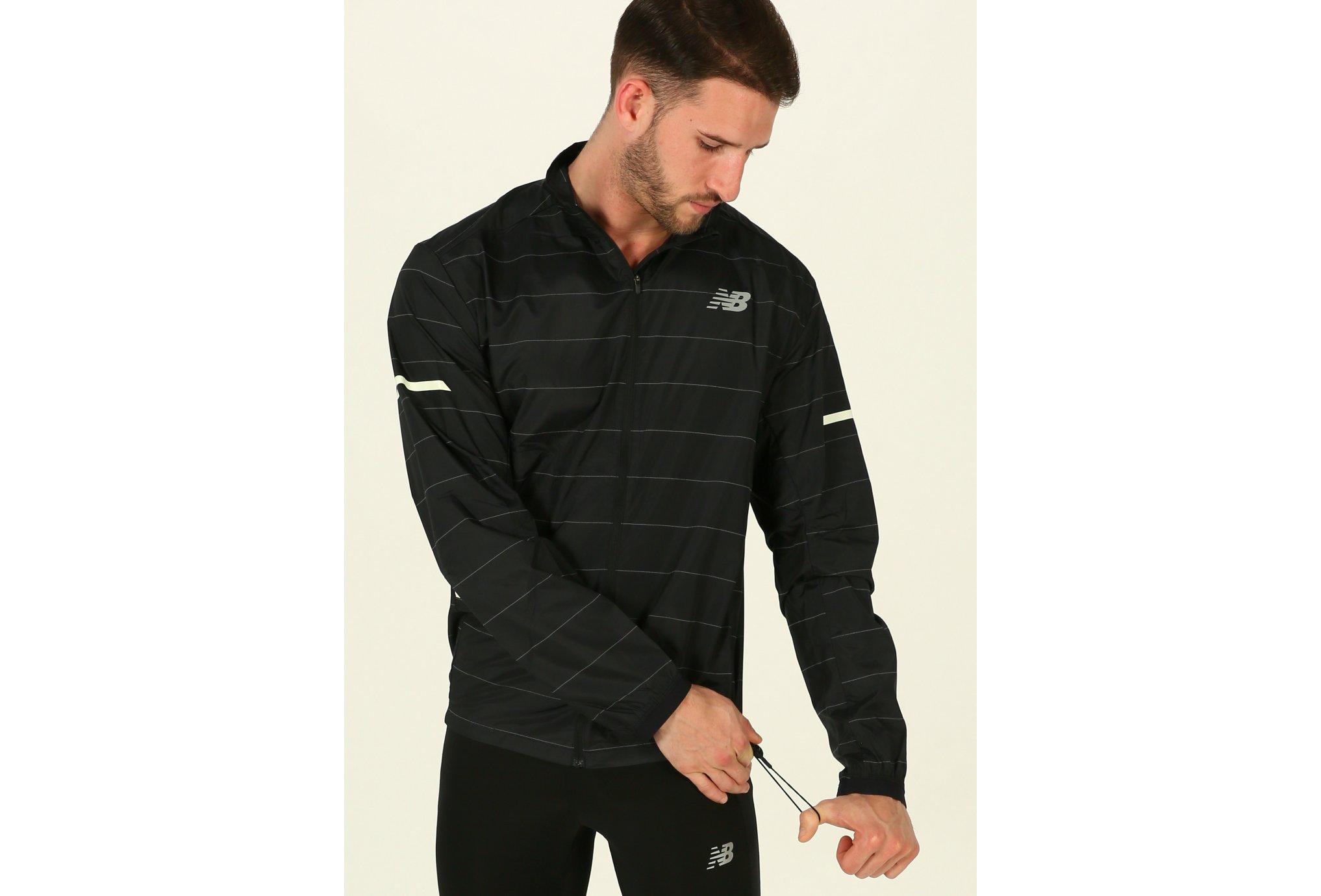 New Balance Reflective Packable M Diététique Vêtements homme